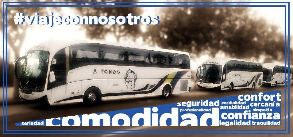 Foto 26 de Autocares en Castell de Castells | Autobuses A. Tomás