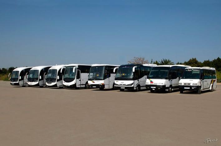 Foto 10 de Autocares en Castell de Castells | Autobuses A. Tomás