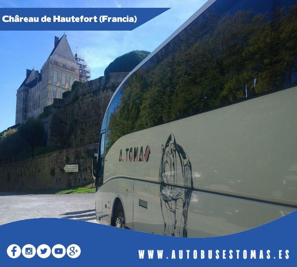 Foto 28 de Autocares en Castell de Castells | Autobuses A. Tomás