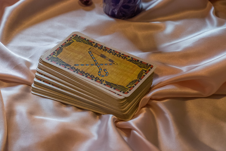 Mayte Tarot, experta en tarot egipcio, uno de los más antiguos que se conocen en el mundo