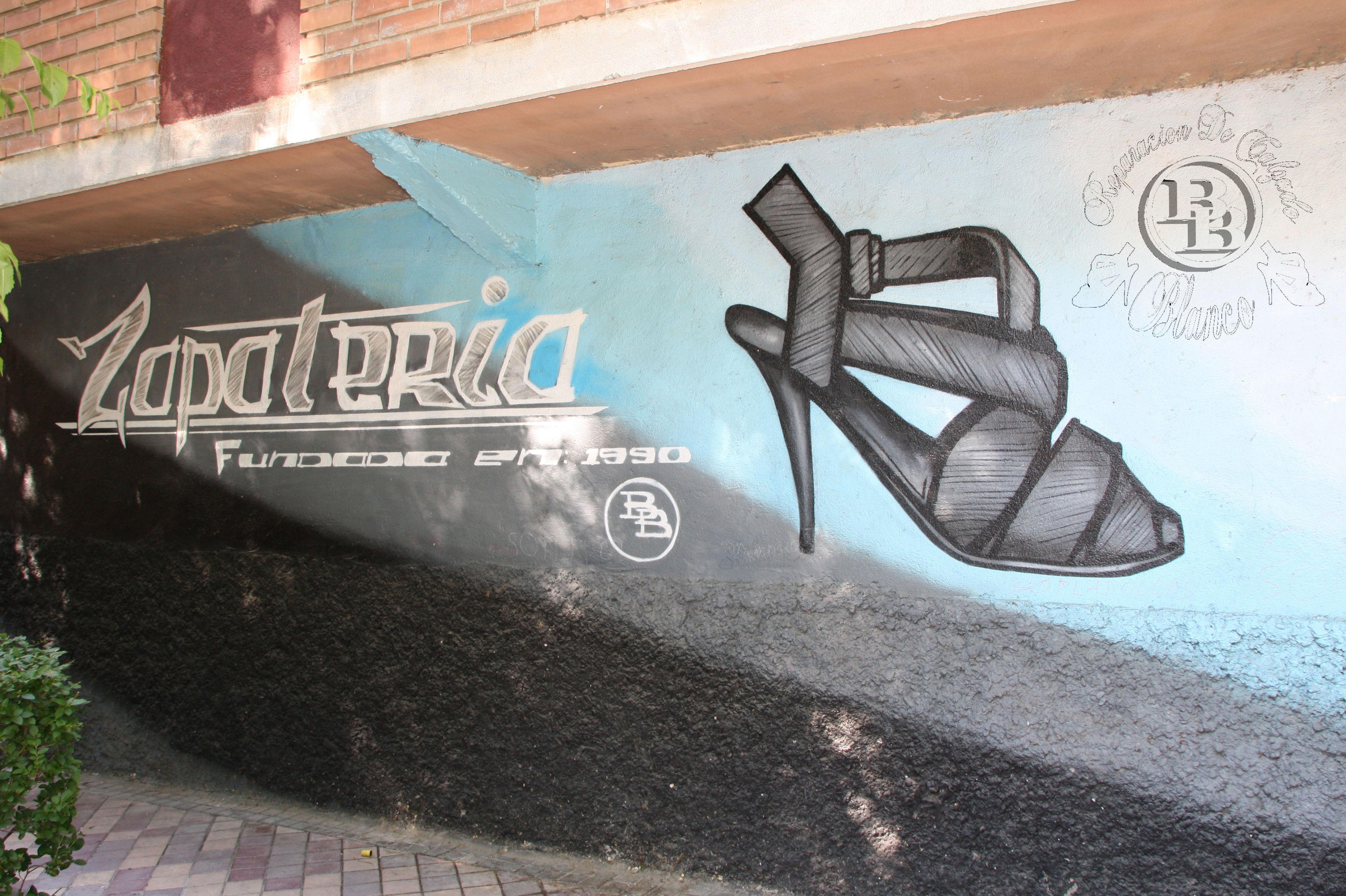 Foto 4 de Reparación de calzado en Madrid | Reparación De Calzado Blanco