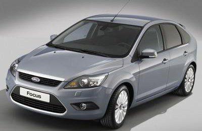 Ford Focus en alquiler