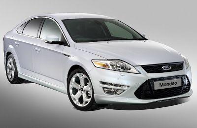 Ford Mondeo en alquiler