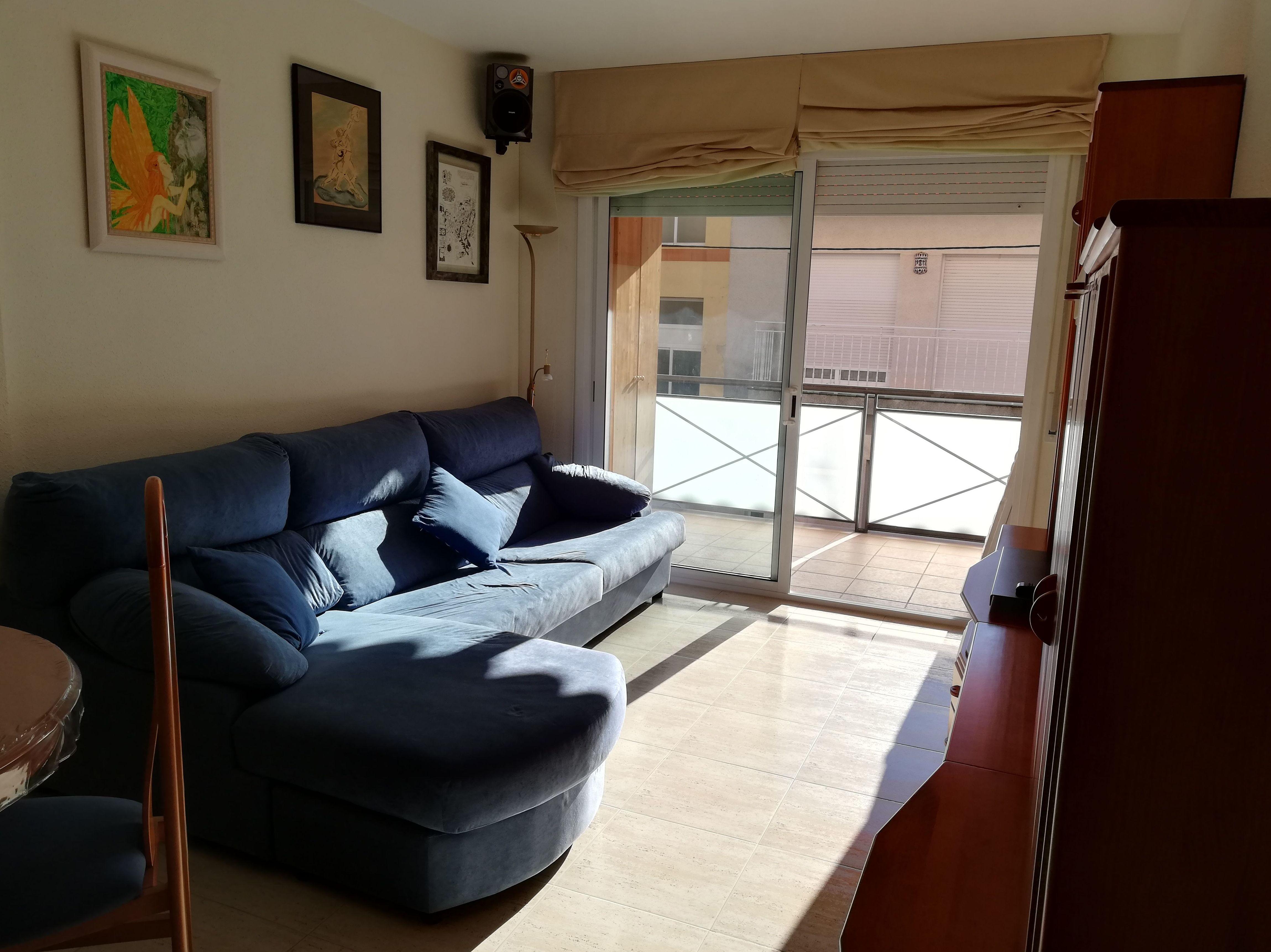 Precioso piso en Cubelles!!
