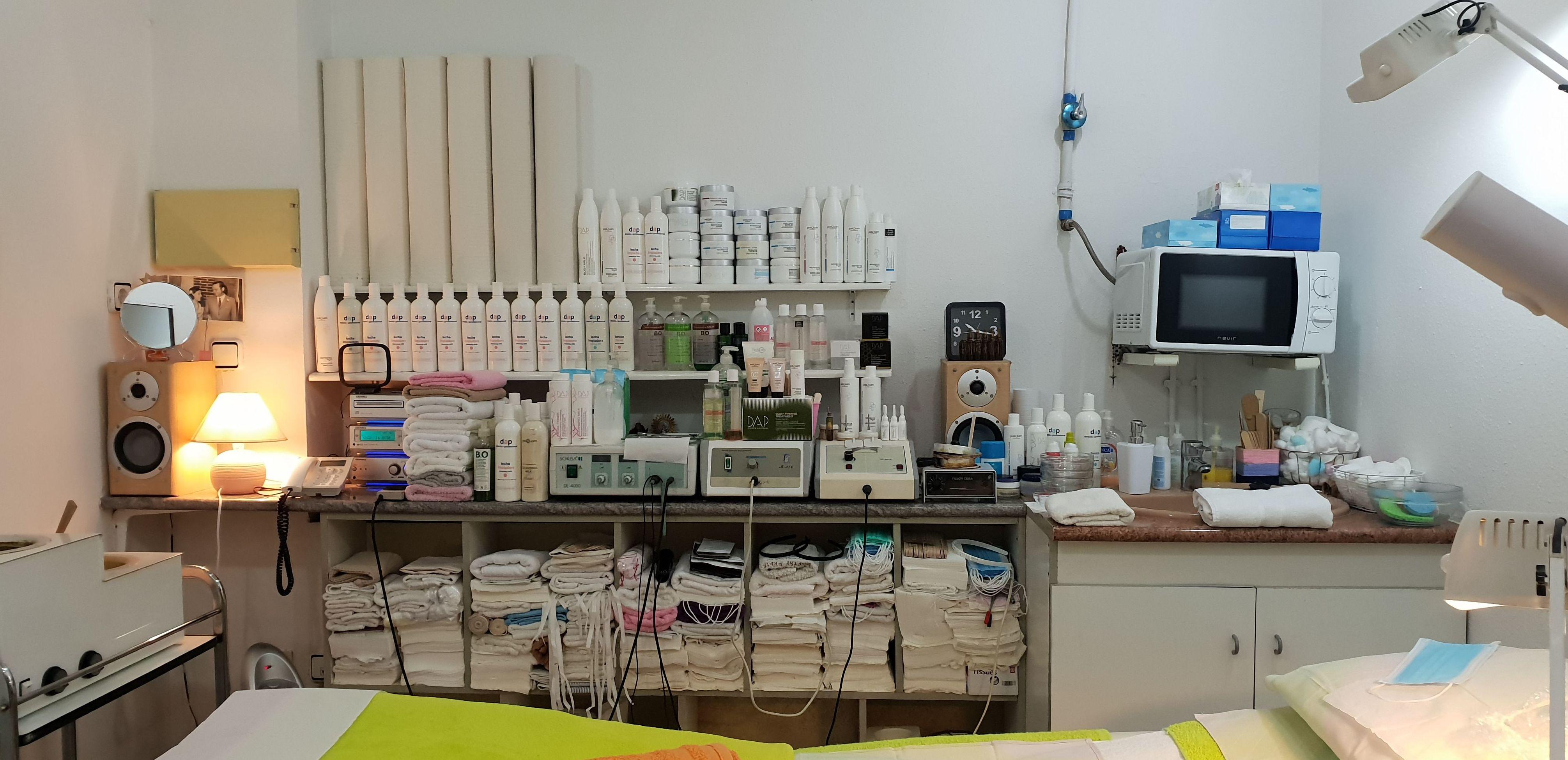 Centro de Estética en traspaso: Inmuebles en venta de ALGAMAR IMMOBLES S.L.
