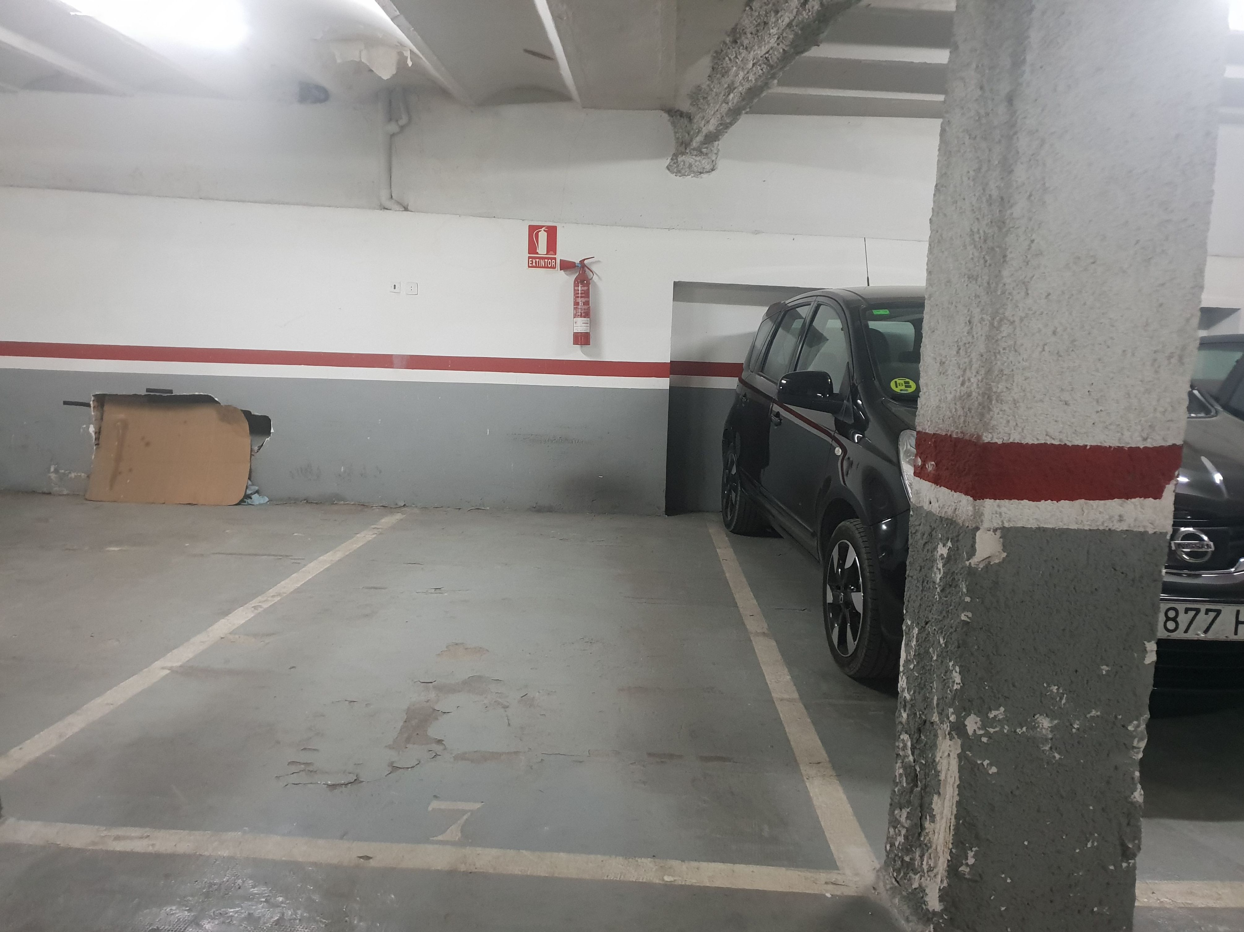 Plaza de parking en Barcelona: Inmuebles en venta de ALGAMAR IMMOBLES S.L.