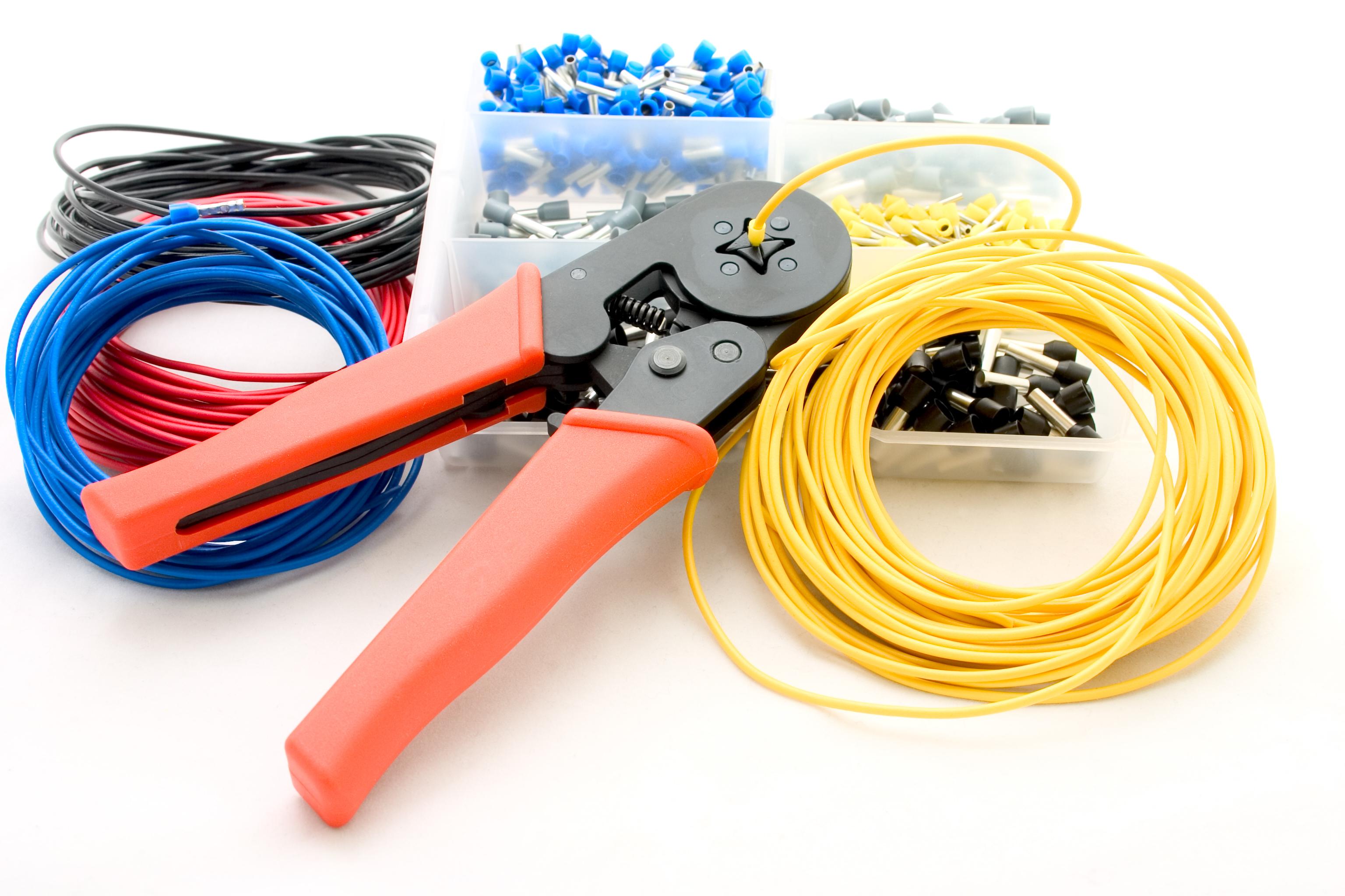 Material eléctrico: Productos de Ferretería San Isidro