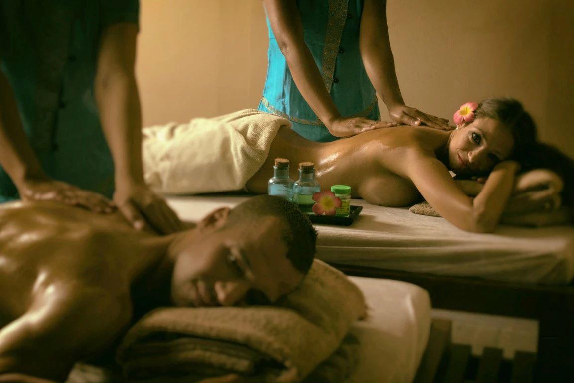 Masajes para disfrutar en pareja
