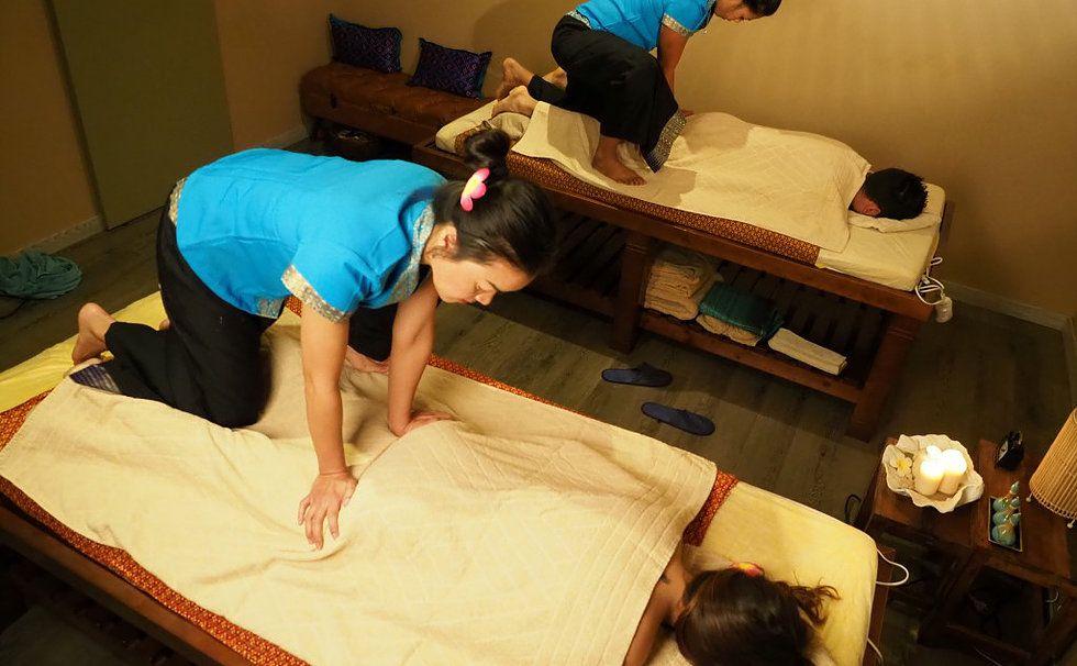 Exclusive Andaman Parejas: Tratamientos de Andaman Thai Spa