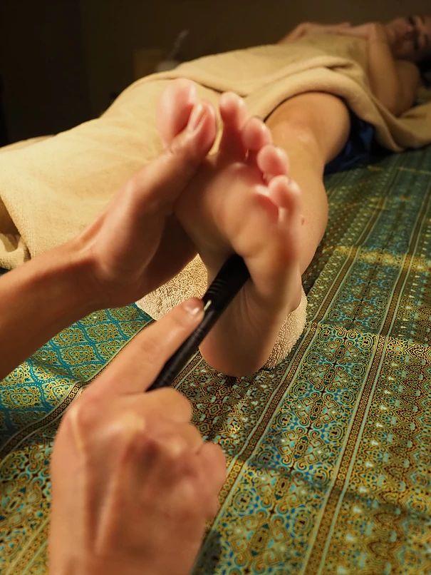 Centro con gran variedad de masajes
