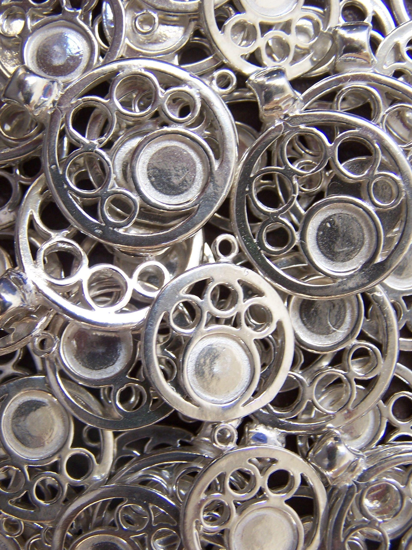 Empresa de fundición en plata
