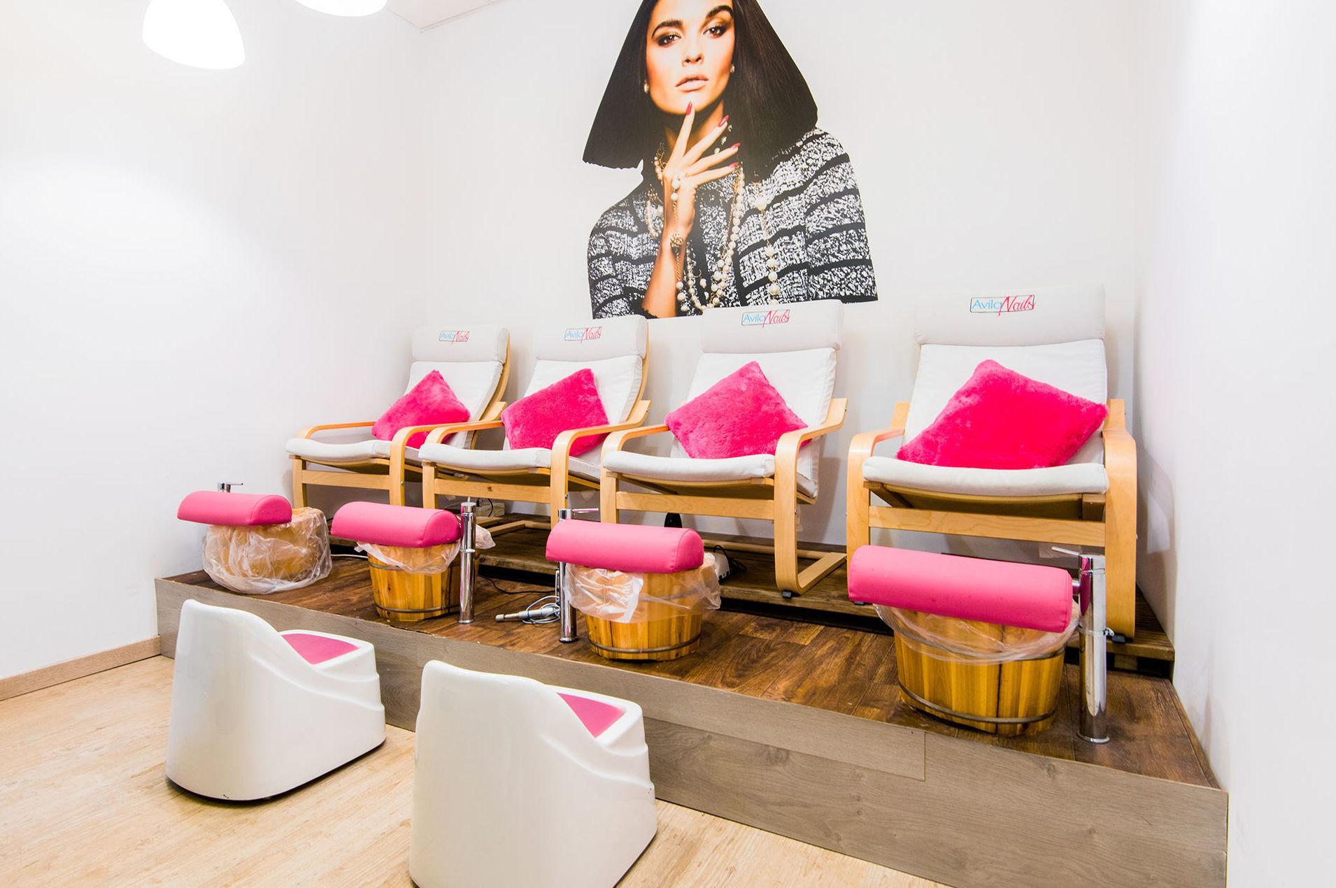 Foto 2 de Centro de estética especializado en tratamientos de manicura y pedicura en Madrid | Ávila Nails