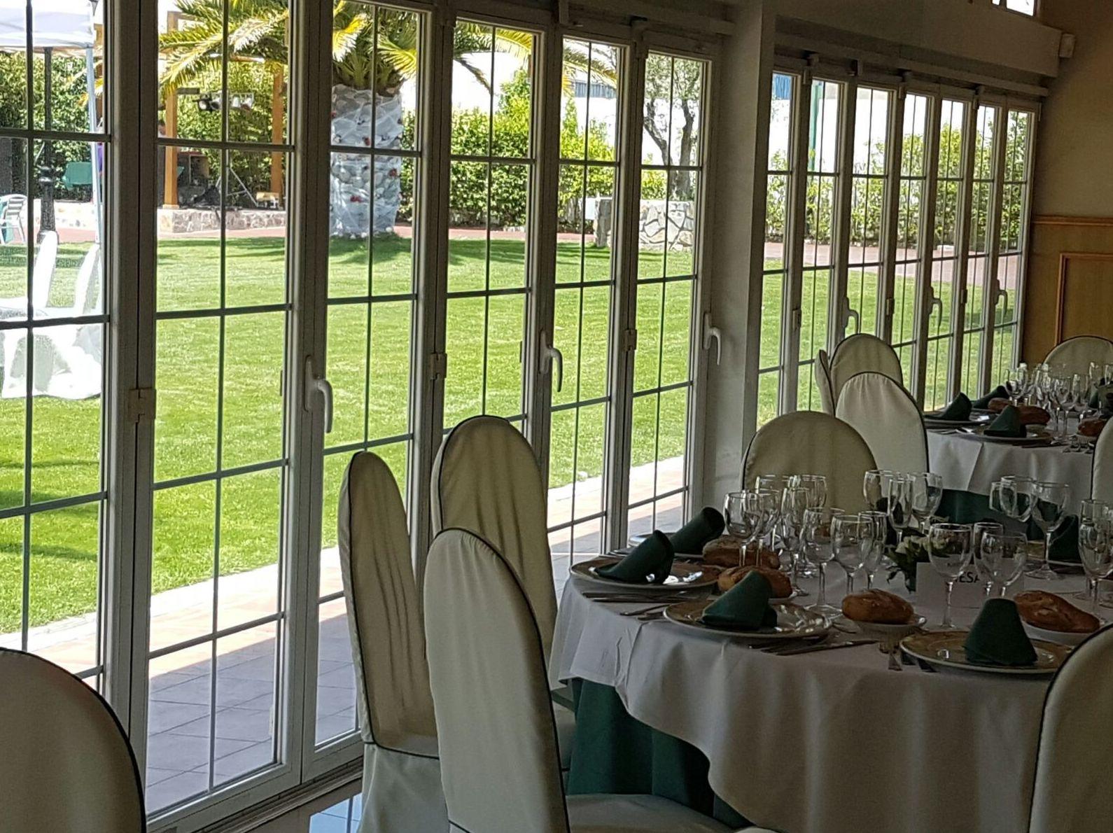 Salones para bodas Mostoles
