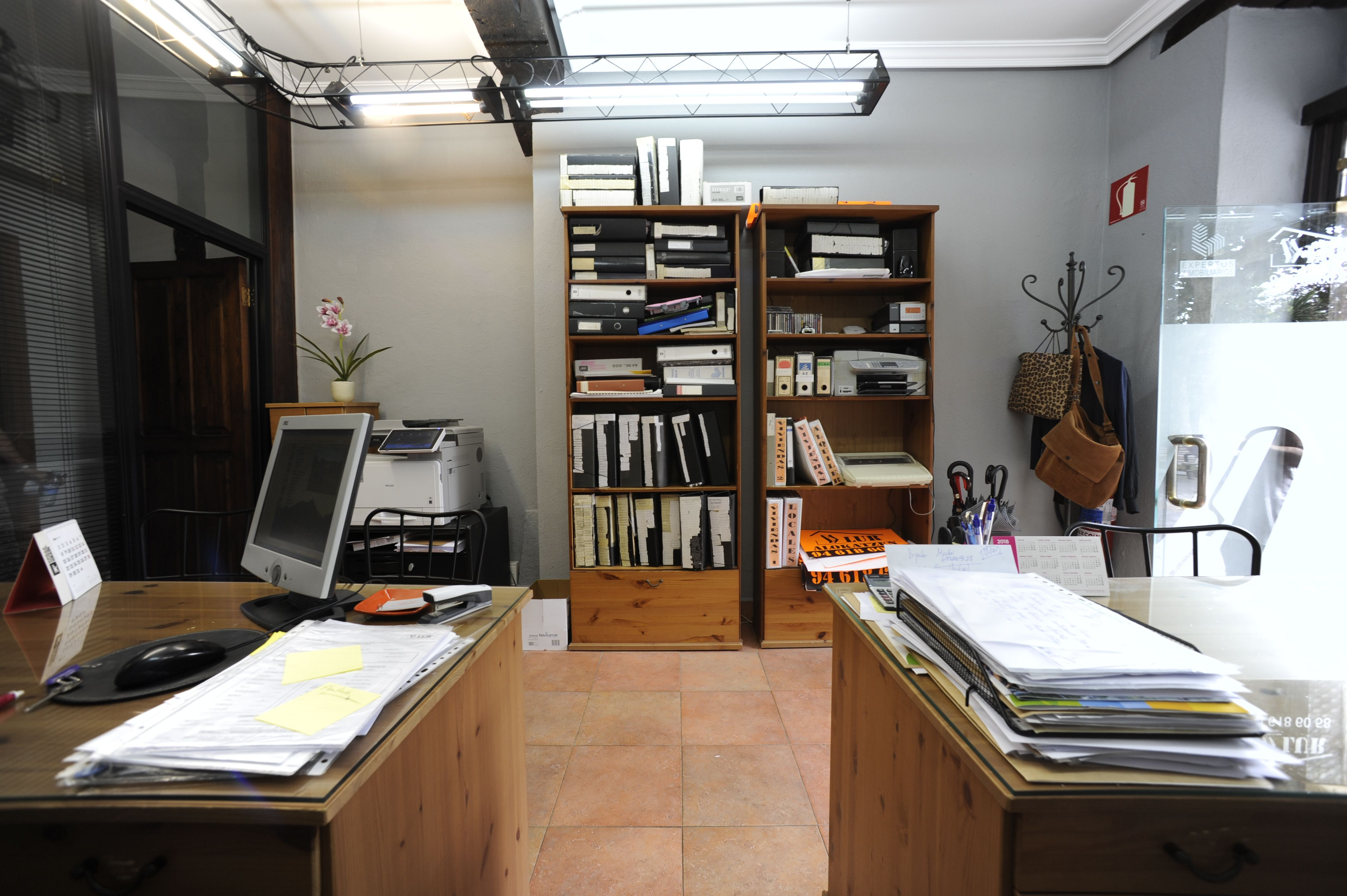 Oficina de atención