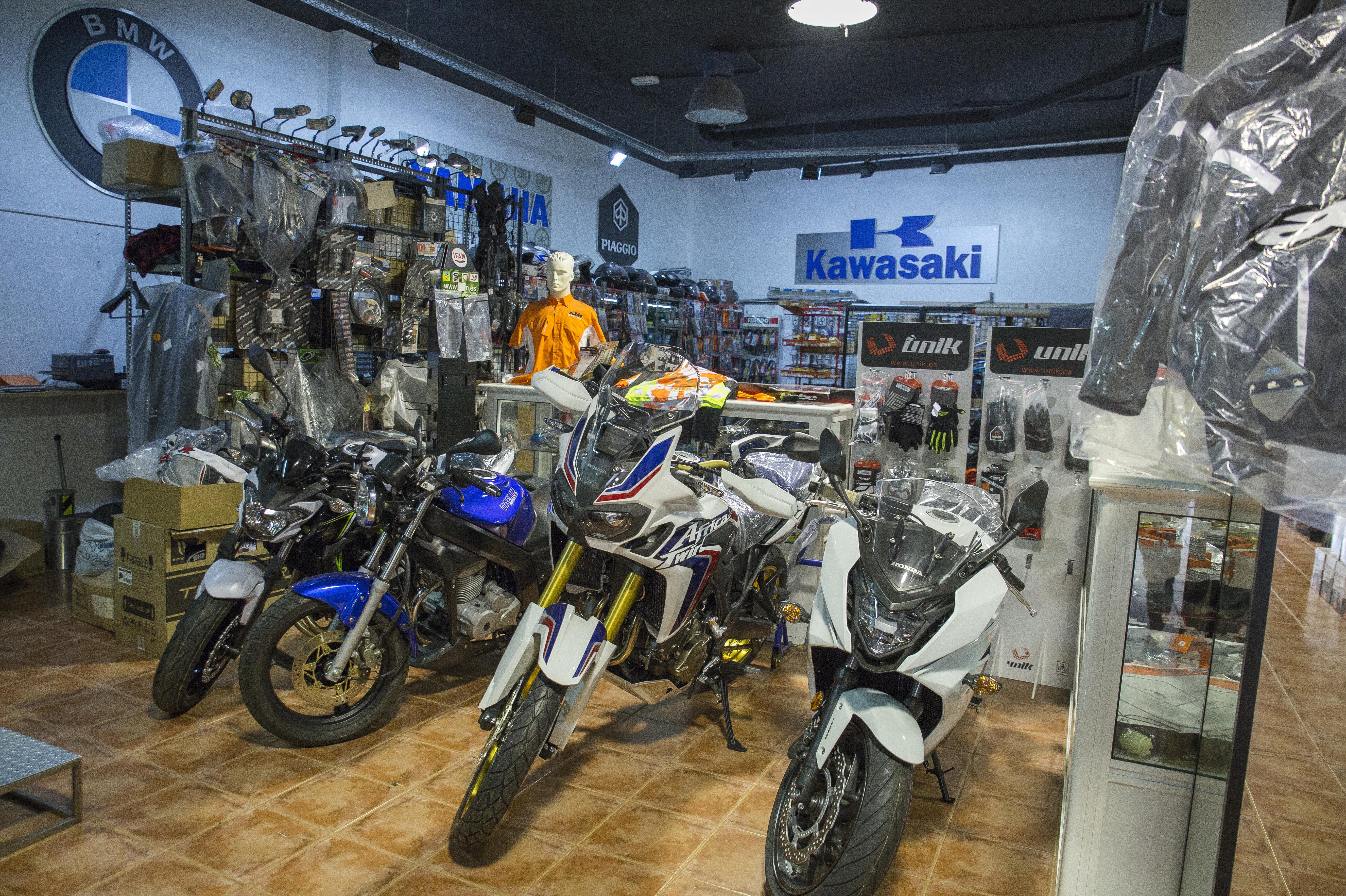 Foto 1 de Motos en Los Realejos | Motovalle