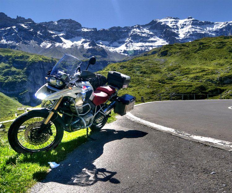 Taller de motos en Los Realejos