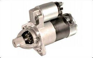 Electricidad del automóvil: motores de arranque