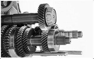 Mecánica en general: Cajas de cambio
