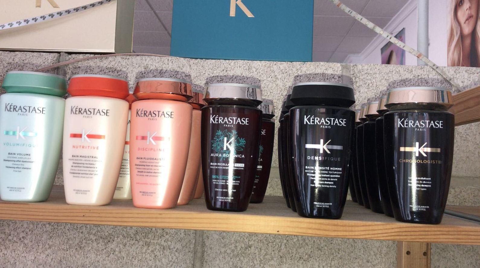 Venta de producto de peluquerías Bullas