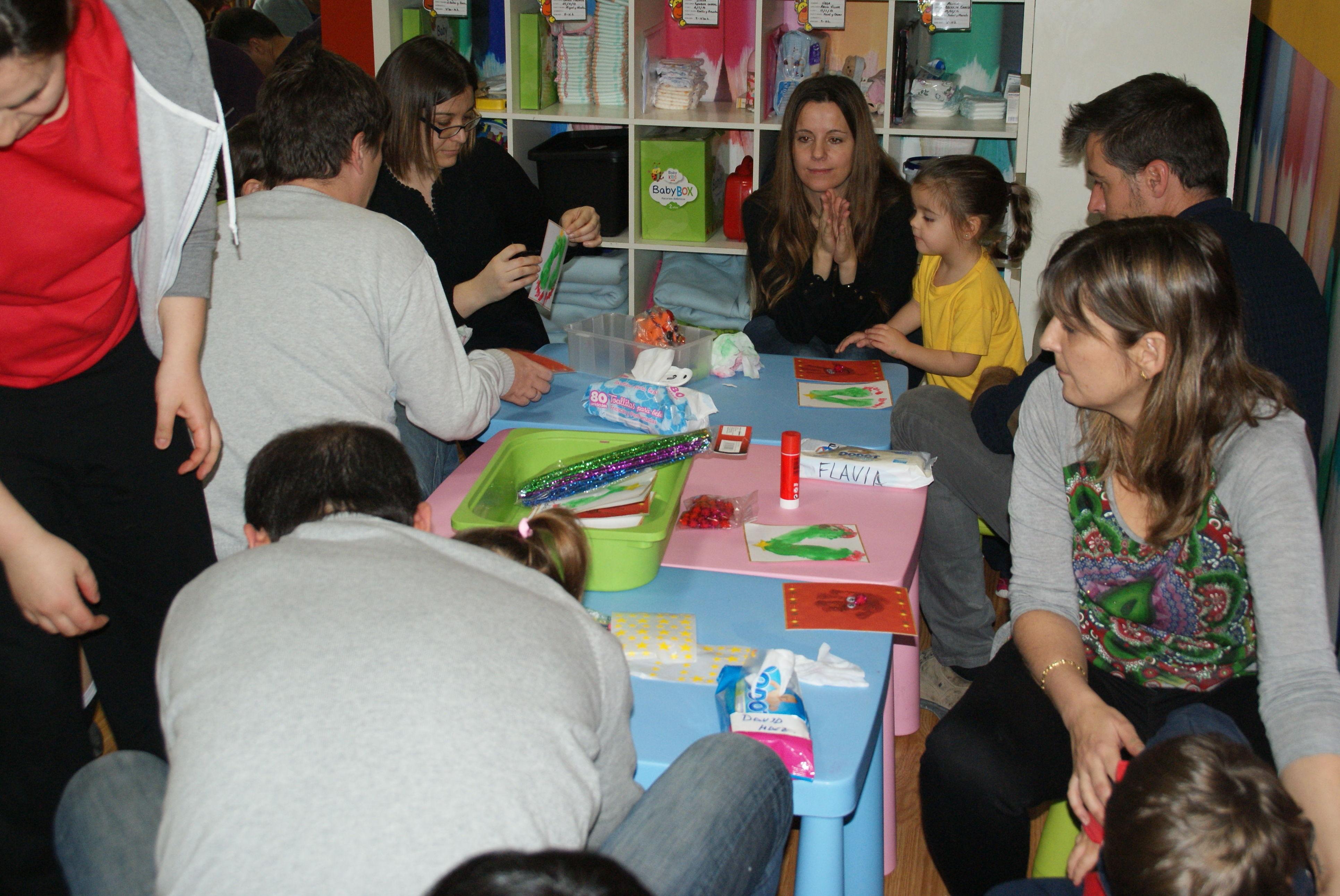 Foto 7 de Escuela infantil para niños de 0 a 3 años en Getafe | Escuela Infantil Bebines