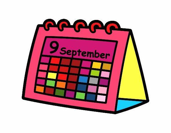 Amplio Calendario Anual