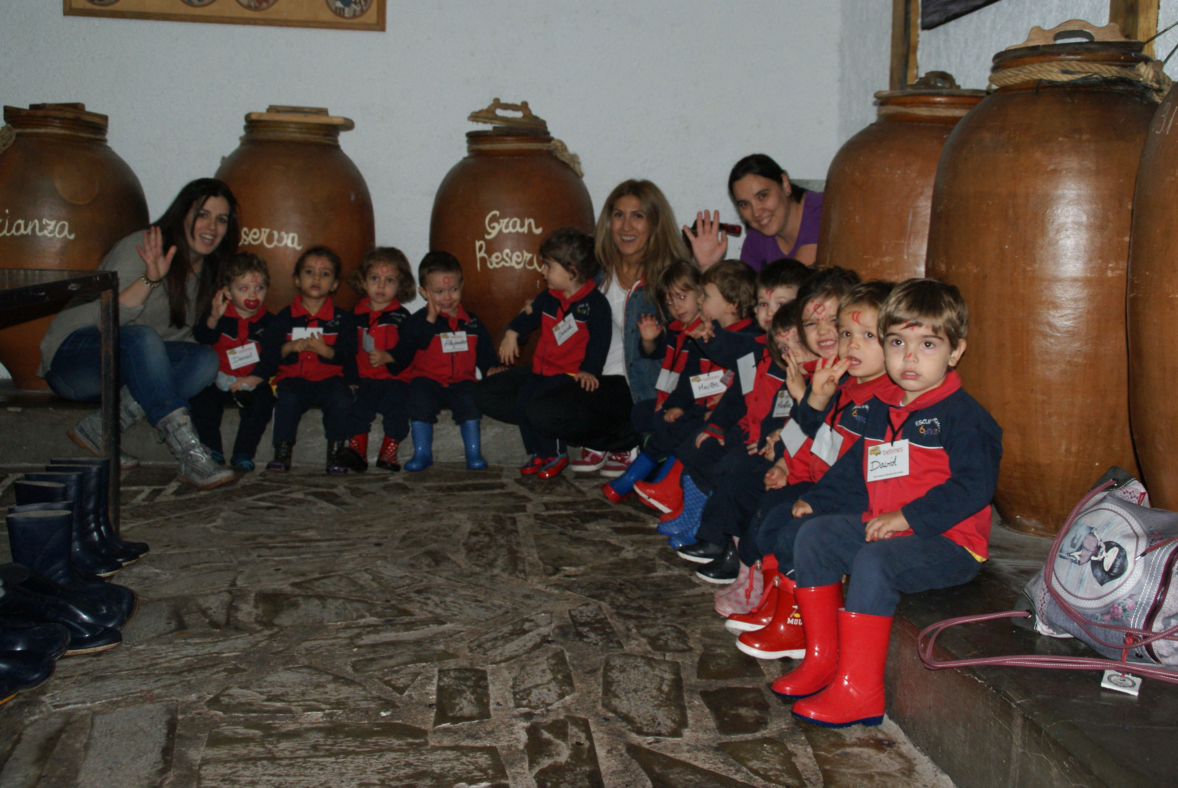 Foto 16 de Escuela infantil para niños de 0 a 3 años en Getafe | Escuela Infantil Bebines