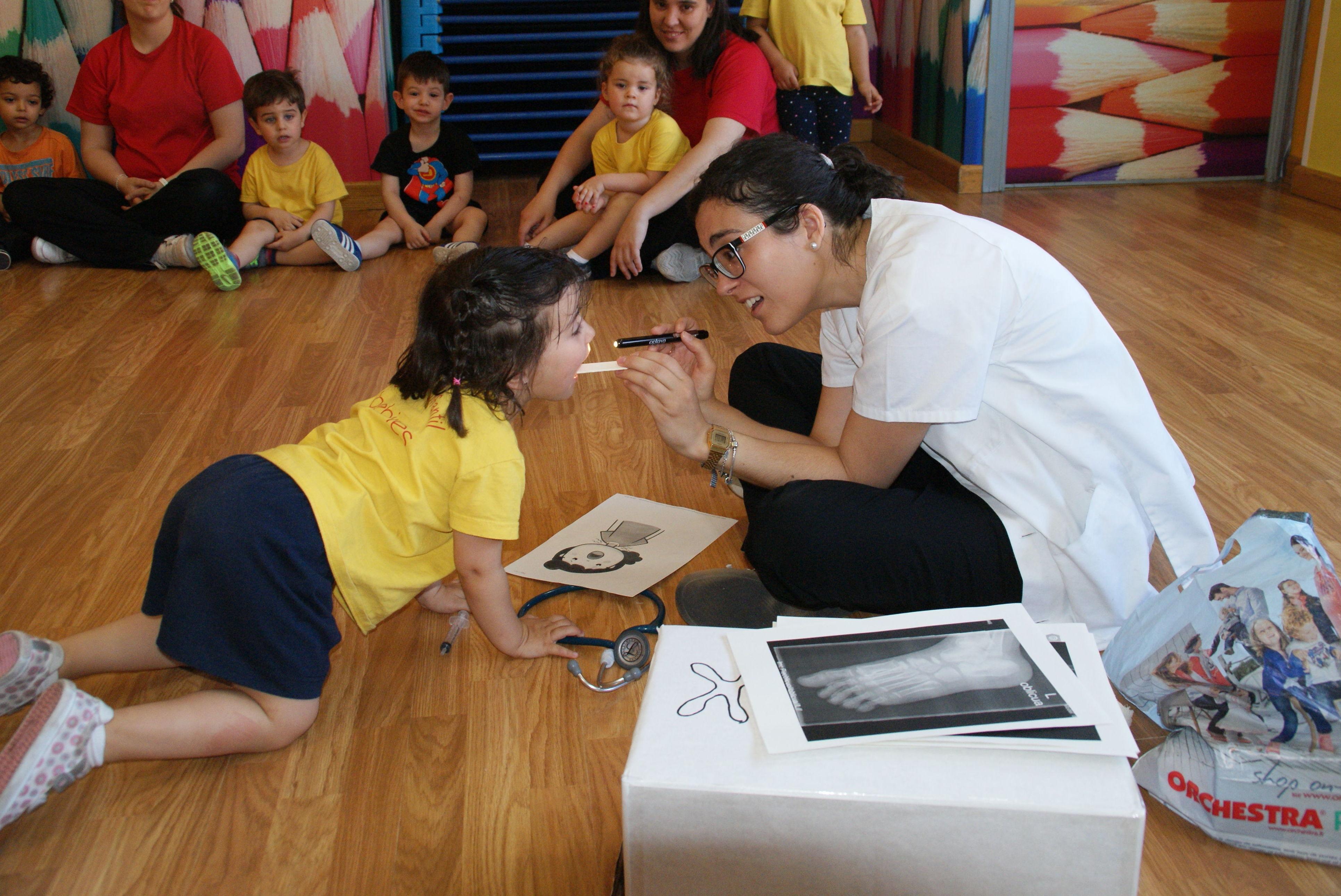 Foto 19 de Escuela infantil para niños de 0 a 3 años en Getafe | Escuela Infantil Bebines