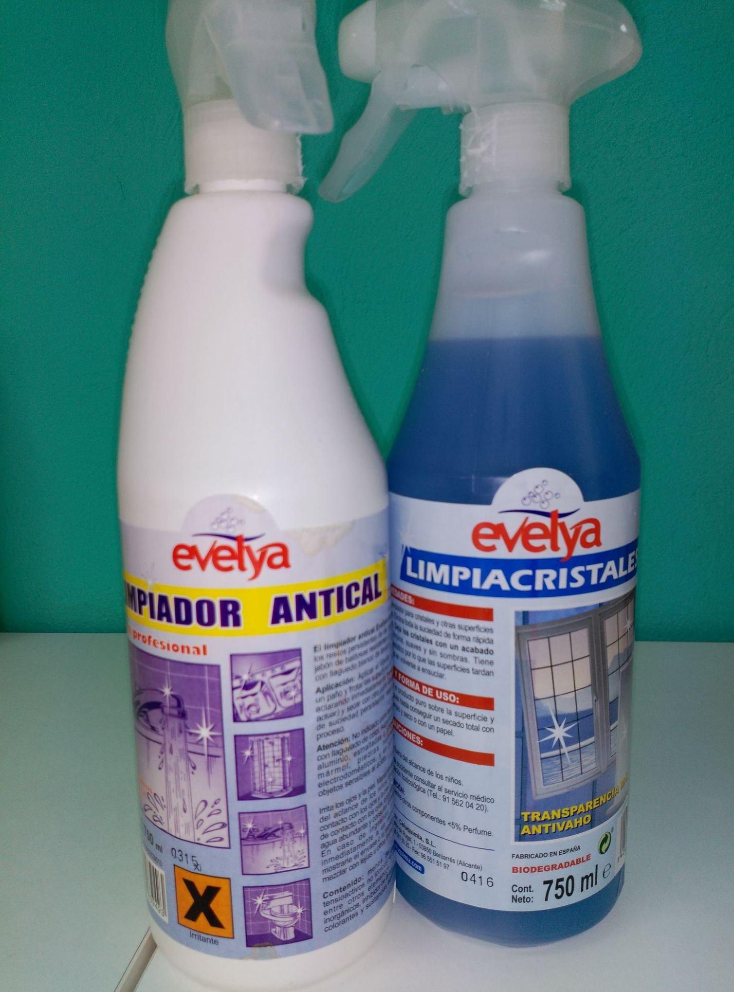 Suministro de productos de limpieza en Almería