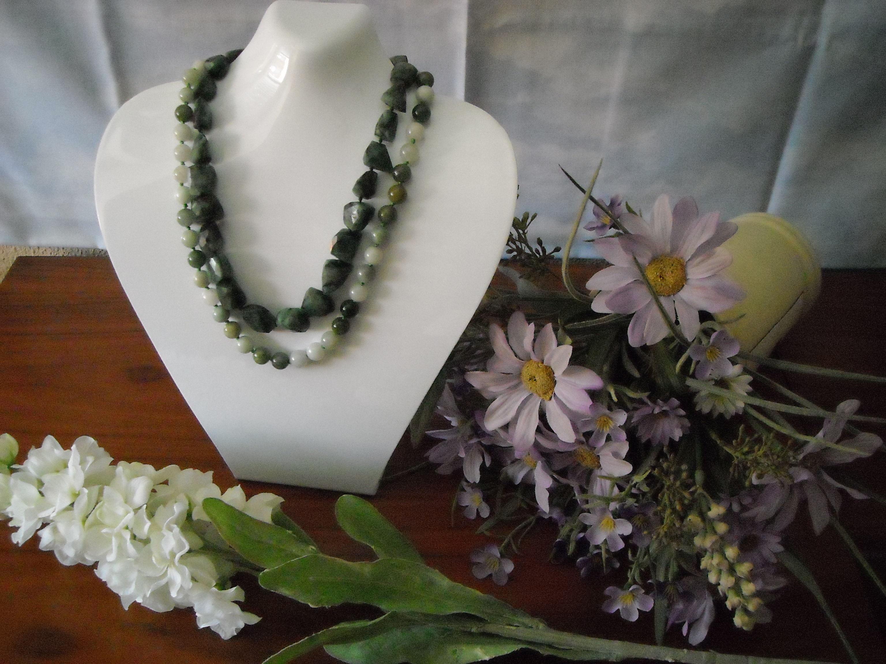 Amazonita verde y esmeralda