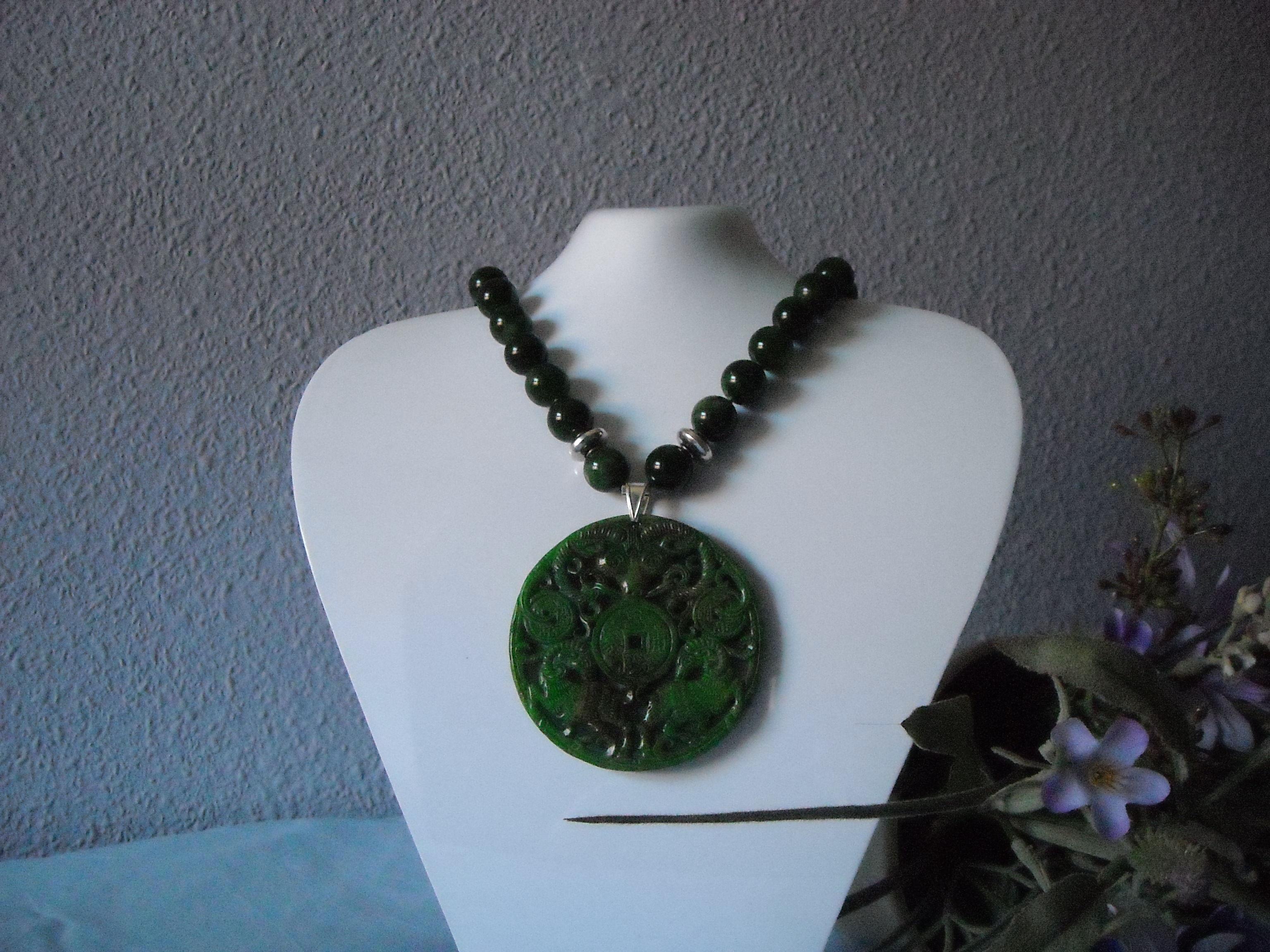 Jade verde: Mis diseños de Piedra de Ávalon
