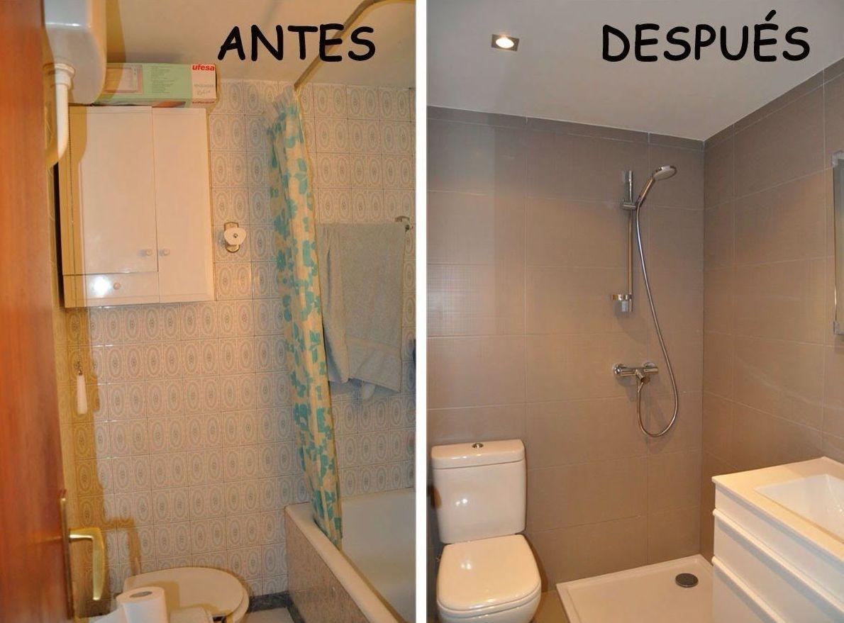 Reformas de baños Zamora