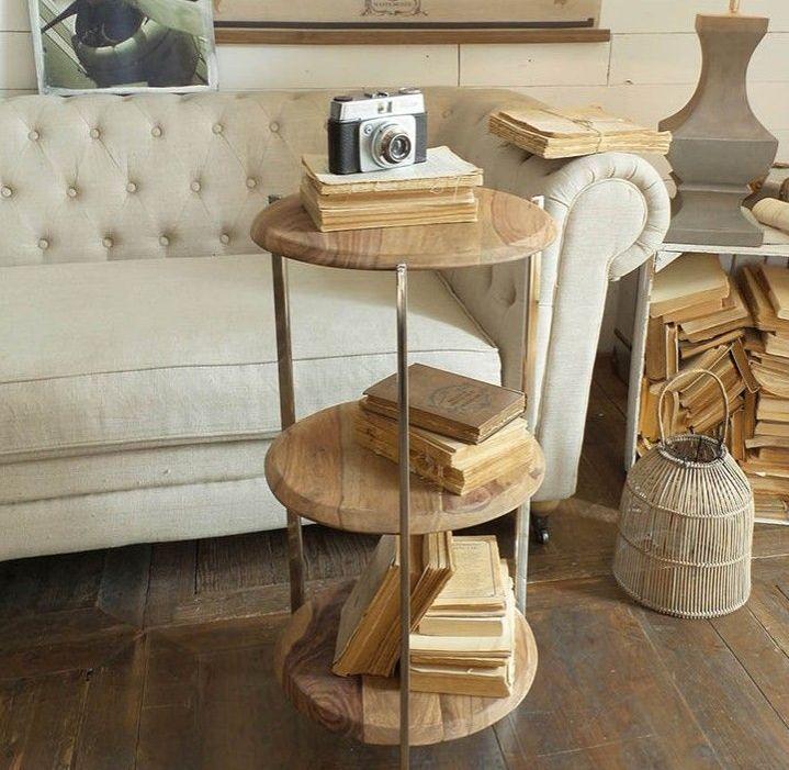 Decora tu casa con muebles de estilo industrial en Madrid