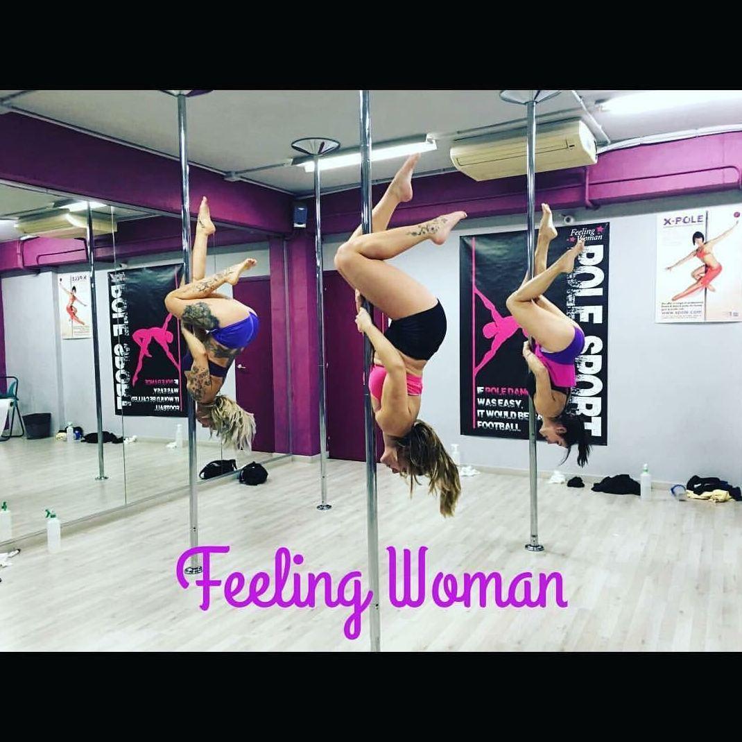 Foto 61 de Escuelas de música, danza e interpretación en Barcelona | Feeling Woman Pole Dance-Sport