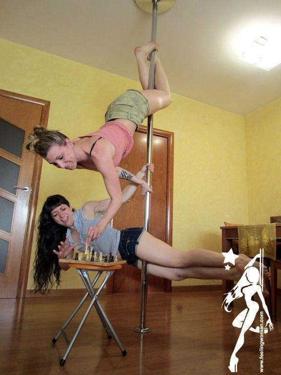 Foto 88 de Escuelas de música, danza e interpretación en Barcelona | Feeling Woman Pole Dance-Sport