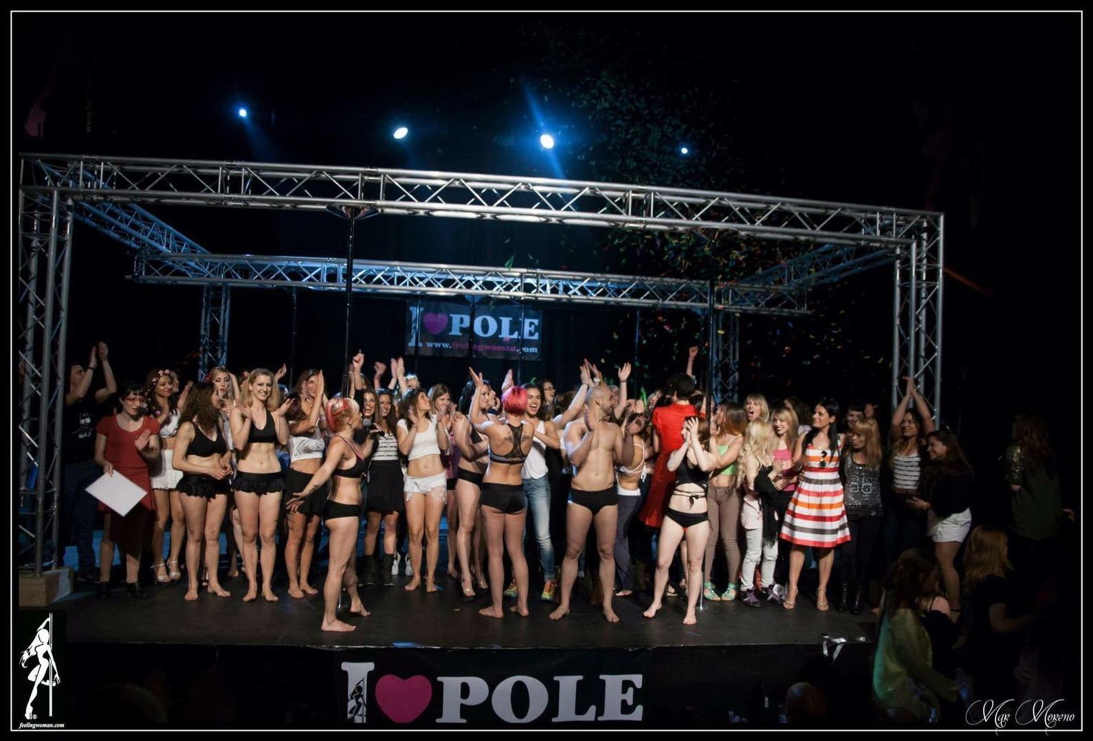 Picture 54 of Escuelas de música, danza e interpretación in Barcelona | Feeling Woman Pole Dance-Sport