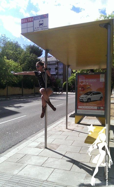 Foto 98 de Escuelas de música, danza e interpretación en Barcelona | Feeling Woman Pole Dance-Sport
