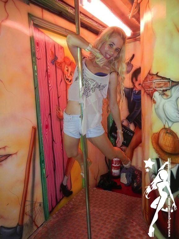 Foto 99 de Escuelas de música, danza e interpretación en Barcelona | Feeling Woman Pole Dance-Sport