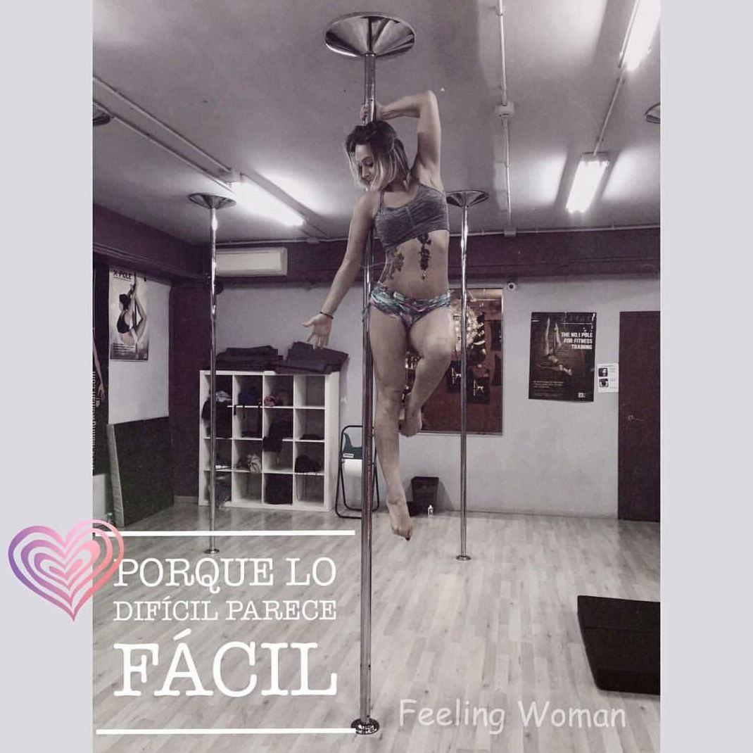 Foto 34 de Escuelas de música, danza e interpretación en Barcelona | Feeling Woman Pole Dance-Sport