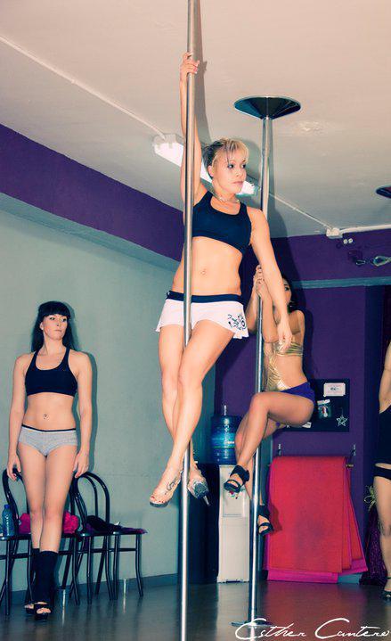 clases de pole dance en barcelona