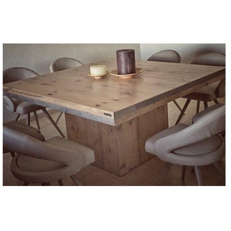 PFF. 035 · Contera cuadrada: Muebles de Paletto´s Furnature