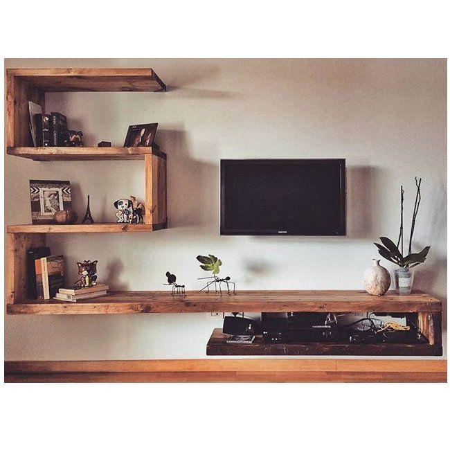 PFF. 008 · Estantes TV Manuel: Muebles de Paletto´s Furnature