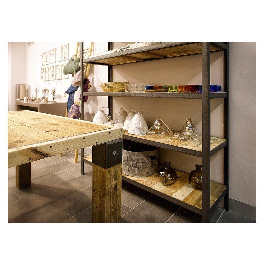PFF. 033 · Estantería Palette: Muebles de Paletto´s Furnature