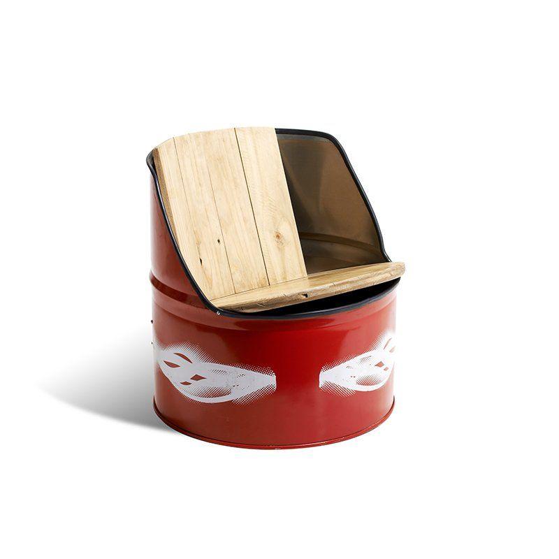 PFF. 014 · Asiento Butaka: Muebles de Paletto´s Furnature