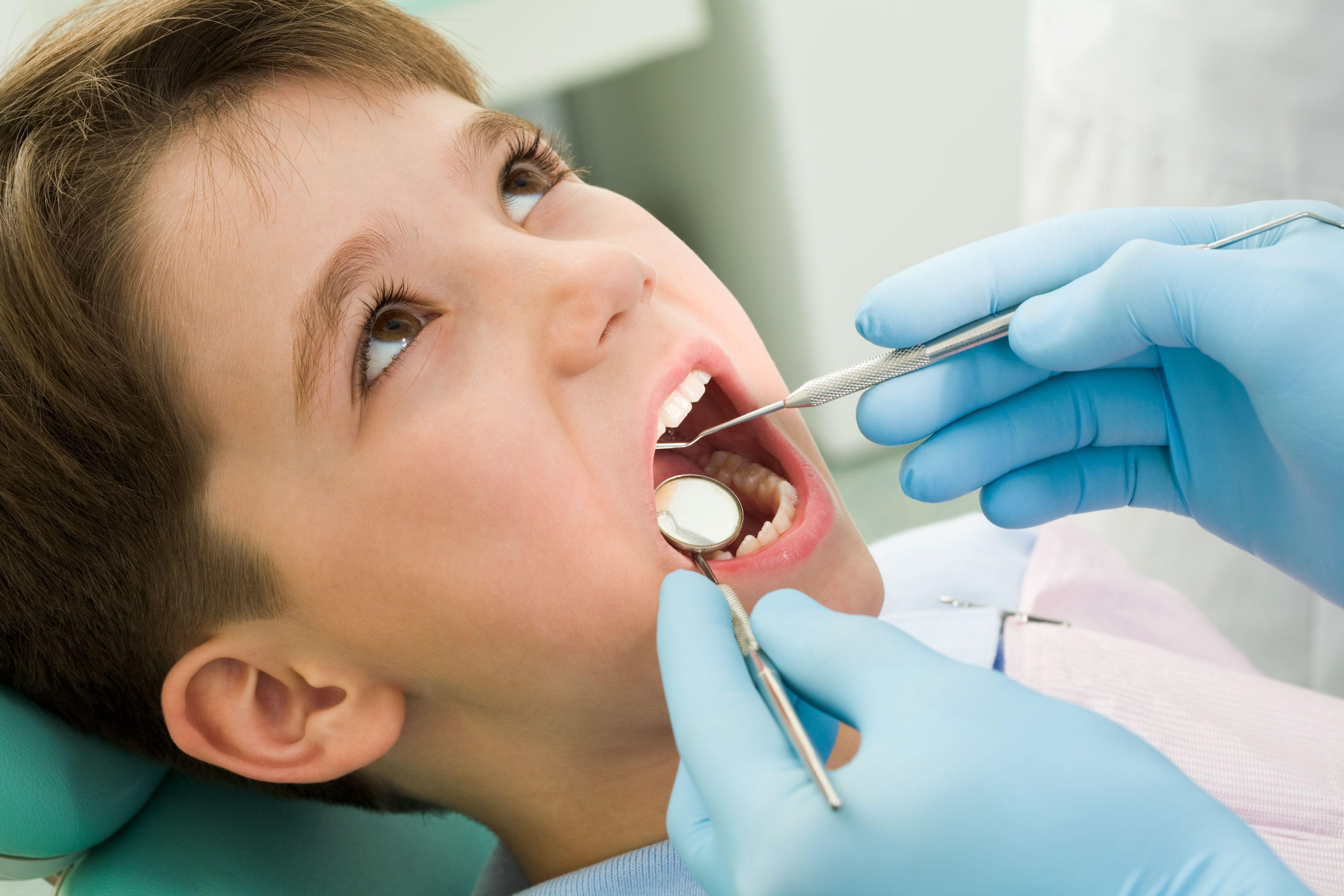 Odontología infantil en Albacete