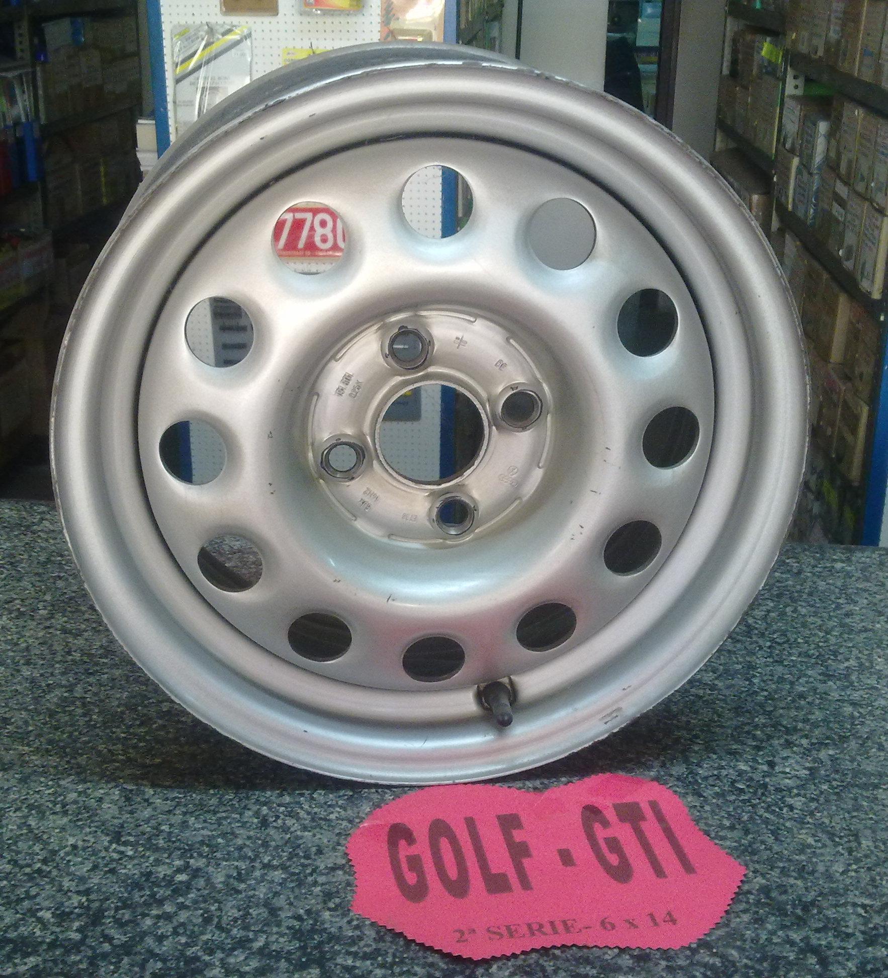 Llantas Volkswagen Golf GTI 2ª Serie