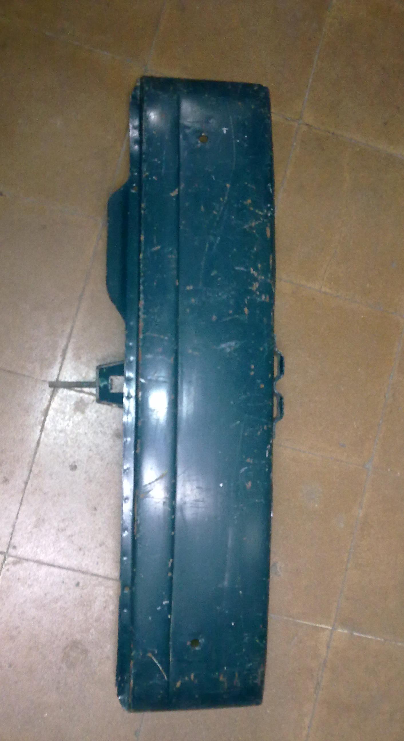 Panel Trasero Seat 600 DyE