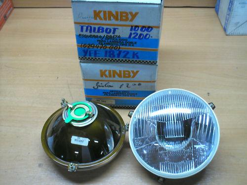 Optica  Kimby Simca1200: Catálogo de productos de Accesorios y Recambios Rubí
