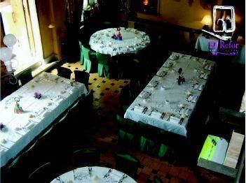 Celebre su boda en nuestro restaurante