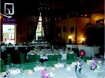 Restaurante para bodas en Álava