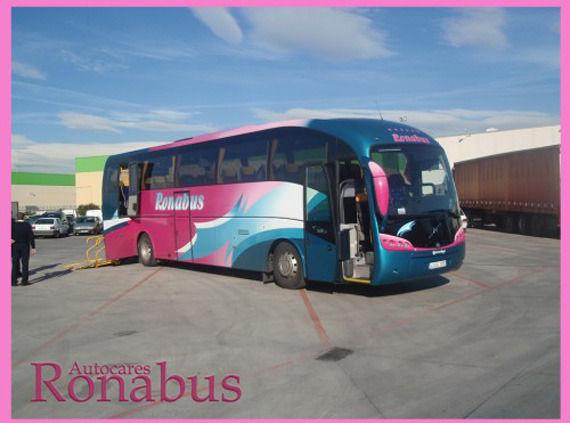 Foto 8 de Autocares en Algete | Autocares Ronabús